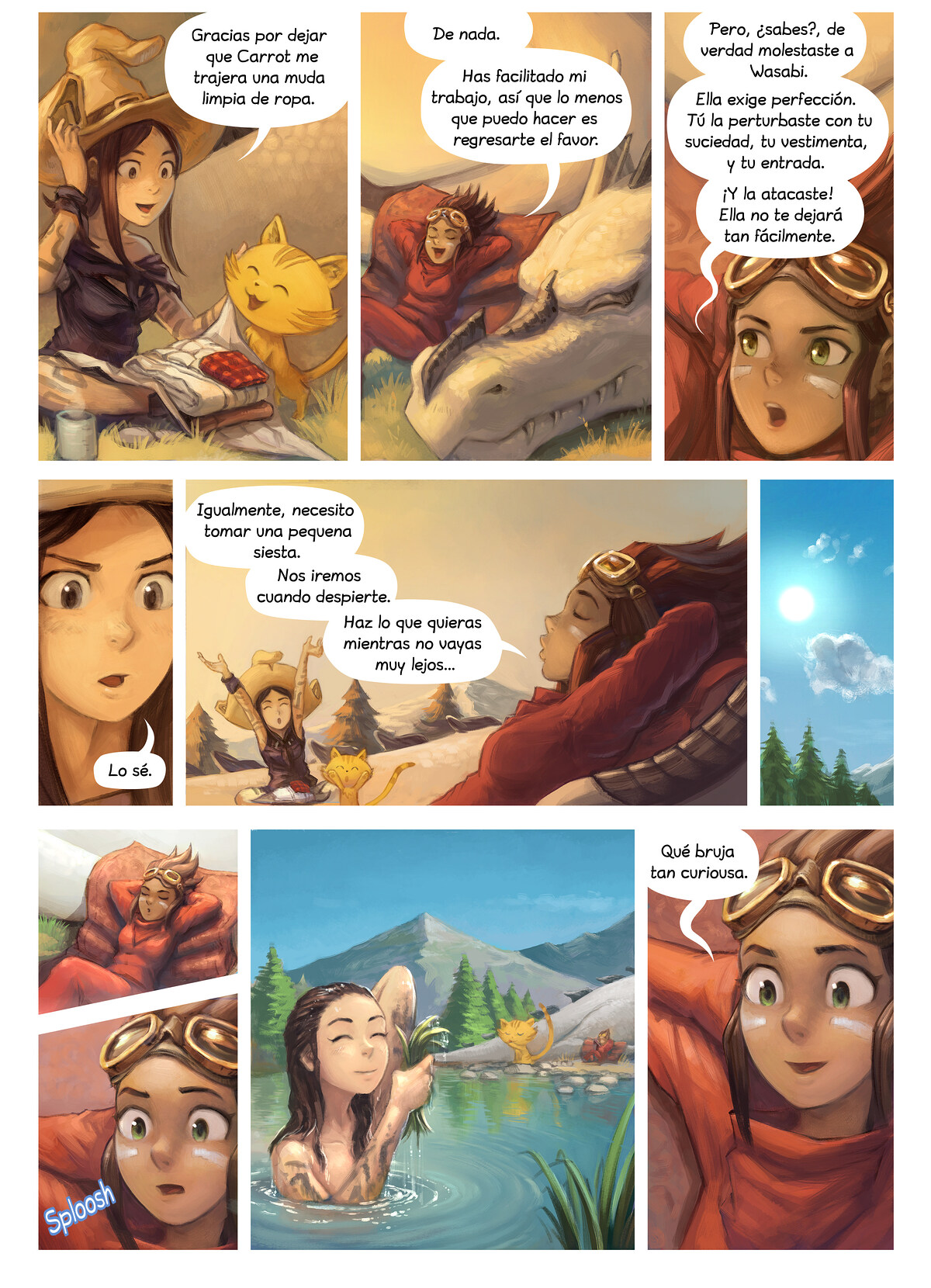 Episodio 35: La reflexión, Page 11