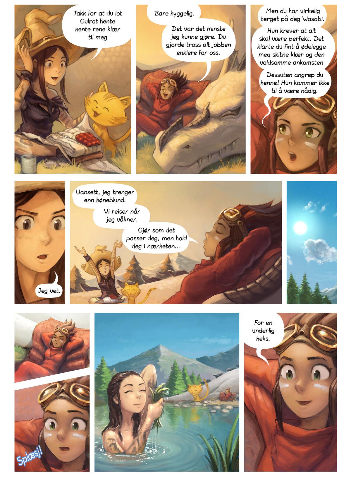 Episode 35: Tid for ettertanke, Page 11