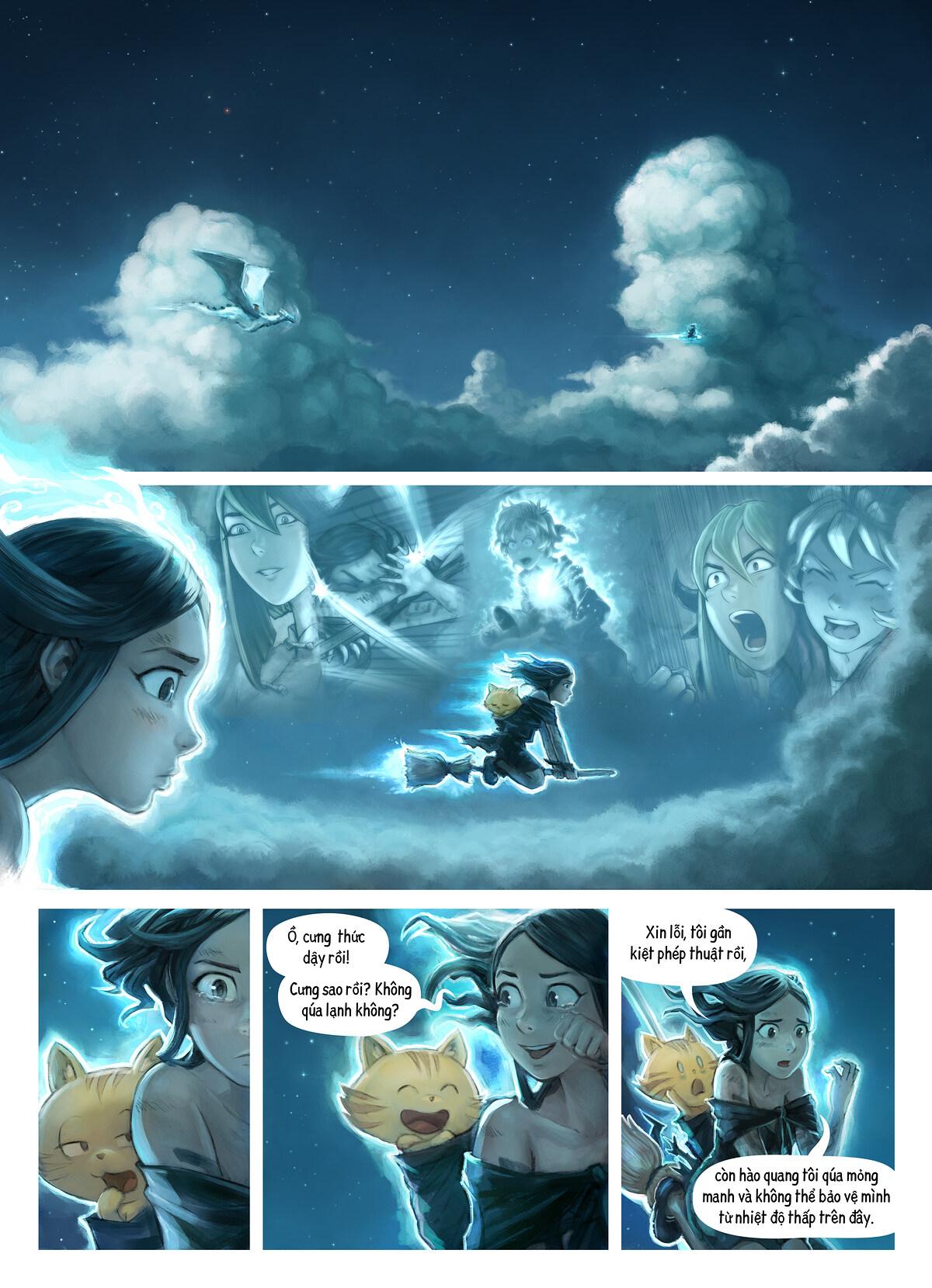 Tập 35: Ảnh Phản Xạ, Trang 1