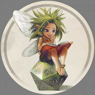 2016-03-08_fairy-on-rpg-dice-20_by-David-Revoy