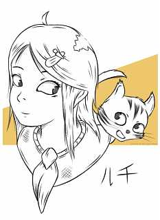 2016-12-16_Pepper-and-Carrot-pencil-portrait_by_Raccoon_Sama