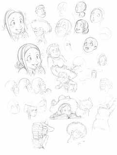 2018-05-01_preparatory-sketches-for-episode-25_by-David-Revoy
