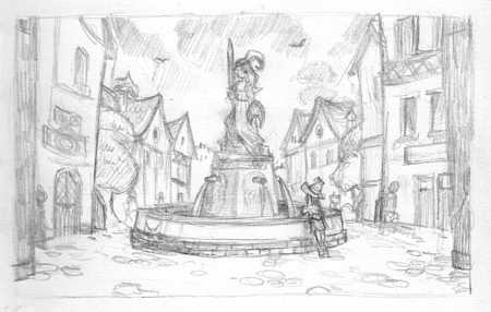 2019-06-19_pepper-and-carrot_and-the-statue-fountain_by-David-Revoy