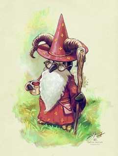 2021-04-24_Penguicon_workshop_character-design_Penguin-Wizard_by-David-Revoy