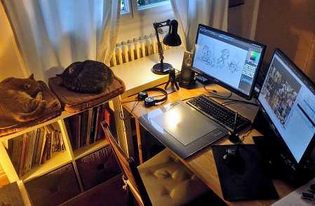 B01_extra-content_05_photo_cat-workstation_by-David-Revoy