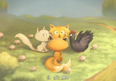 9. díl: Lék (click to open the episode)