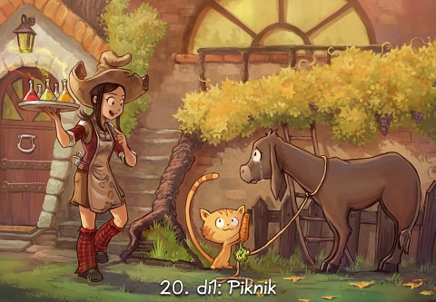 20. díl: Piknik (click to open the episode)