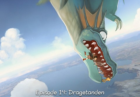 Episode 14: Dragetanden (click to open the episode)