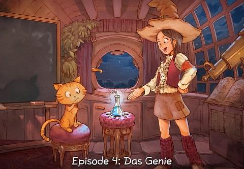 Episode 4: Das Genie (click to open the episode)