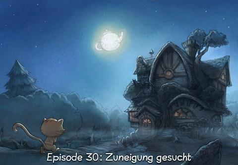 Episode 30: Zuneigung gesucht (click to open the episode)