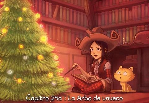 Ĉapitro 24a : La Arbo de unueco (alklaku por malfermi la bildrakonton)