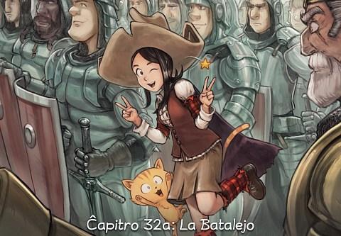 Ĉapitro 32a: La Batalejo (alklaku por malfermi la bildrakonton)