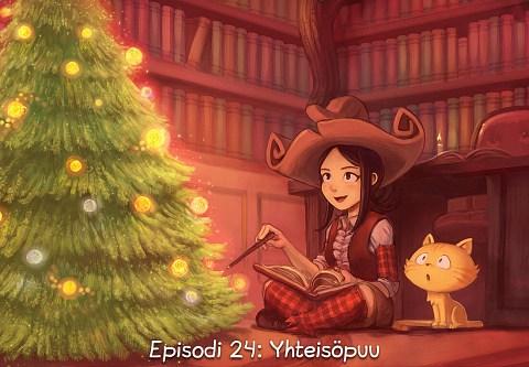 Episodi 24: Yhteisöpuu (click to open the episode)