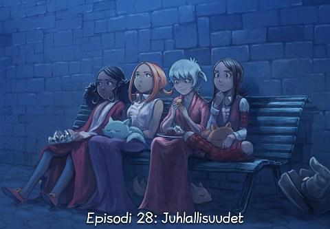 Episodi 28: Juhlallisuudet (click to open the episode)