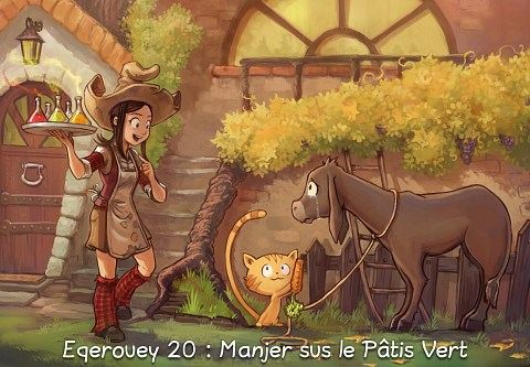 Eqerouey 20 : Manjer sus le Pâtis Vert (click to open the episode)