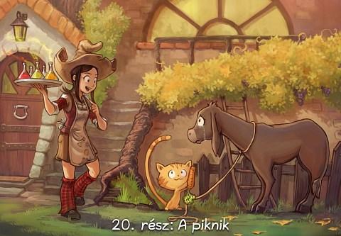 20. rész: A piknik (click to open the episode)