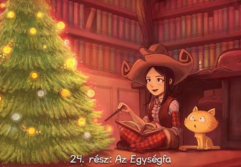 24. rész: Az Egységfa (click to open the episode)