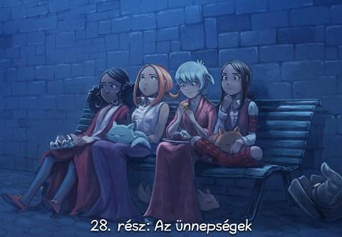 28. rész: Az ünnepségek (click to open the episode)