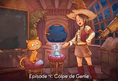 Episode 4: Colpe de Genie (click to open the episode)