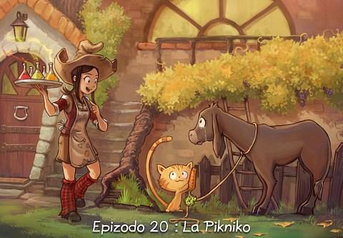 Epizodo 20 : La Pikniko (click to open the episode)