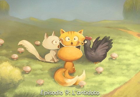 Episodio 9: L'antidoto (click to open the episode)