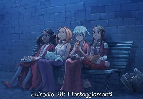 Episodio 28: I festeggiamenti (click to open the episode)