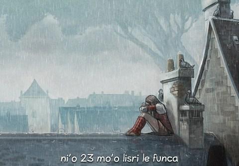 i 23 mo'o lisri le funca (click to open the episode)