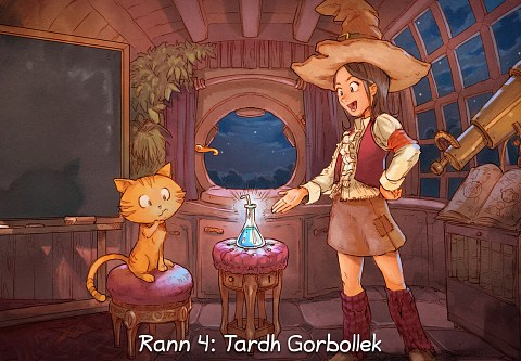 Rann 4: Tardh Gorbollek (click to open the episode)