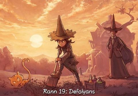 Rann 19: Defolyans (click to open the episode)