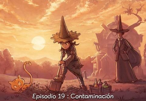 Episodio 19 : Contaminación (click to open the episode)