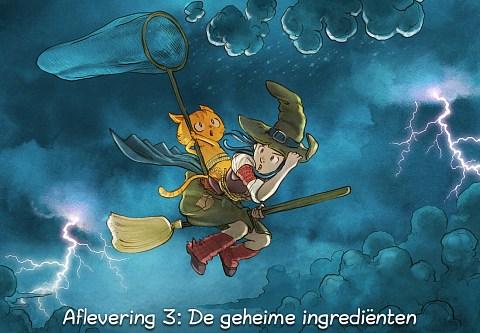 Aflevering 3: De geheime ingrediënten (click to open the episode)