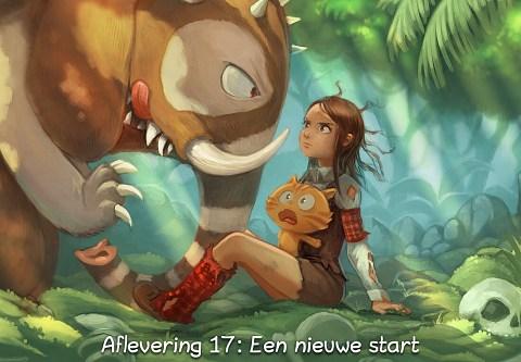 Aflevering 17: Een nieuwe start (click to open the episode)