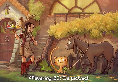 Aflevering 20: De picknick (click to open the episode)