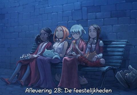 Aflevering 28: De feestelijkheden (click to open the episode)