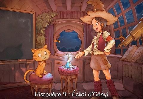 Histouère 4 : Écllai d'Gényi (click to open the episode)