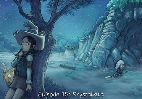 Episode 15: Krystallkula (trykk for å opna episoden)
