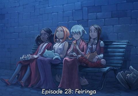 Episode 28: Feiringa (trykk for å opna episoden)
