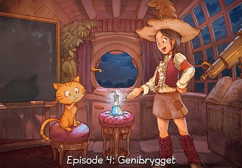 Episode 4: Genibrygget (click to open the episode)