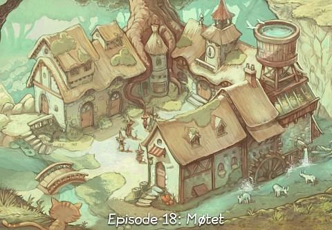 Episode 18: Møtet (click to open the episode)