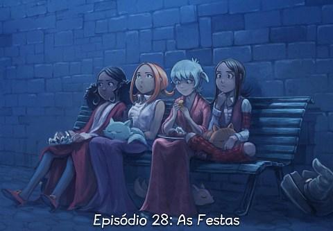 Episódio 28: As Festas (click to open the episode)