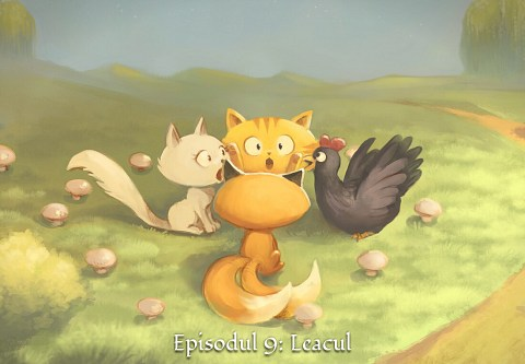 Episodul 9: Leacul (click to open the episode)