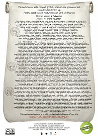 Credits, click to enlarge.