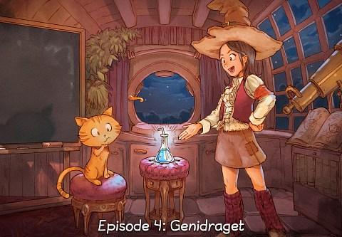 Episode 4: Genidraget (click to open the episode)
